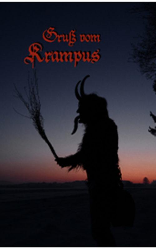 Gruss vom Krampus Filmplakat